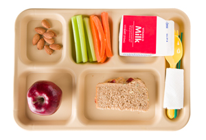Lunch-Tray