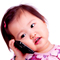 Older-Infant On The Phone